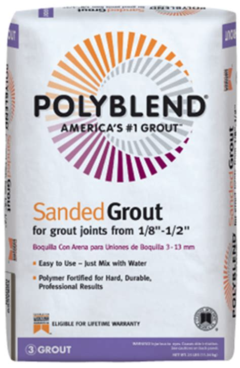 colorfast tile and grout caulk msds polyblend 174 sanded grout custom building products
