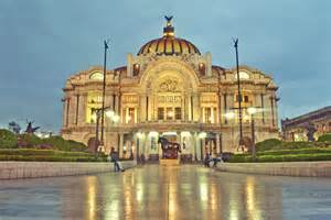 Mexico Landmarks and Monuments