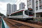 MTR Light Rail [Hong Kong]   Light rail, Hong kong, Public ...