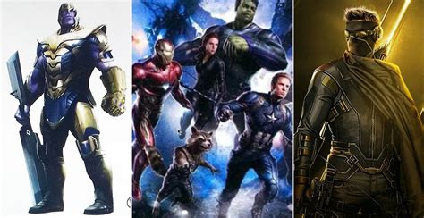 10 Mind Blowing Theories About The Leaked 'avengers 4