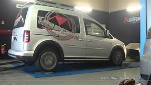 Volkswagen Caddy Moteur : vw caddy 1 6 tdi 105cv dsg reprogrammation moteur 142cv digiservices paris 77 dyno youtube ~ Gottalentnigeria.com Avis de Voitures