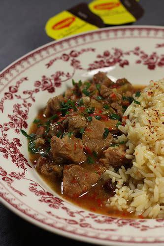 maggi cuisine axoa de veau recette maggi blogs de cuisine