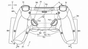 Sony Gets Patent For A New Playstation Controller  Report