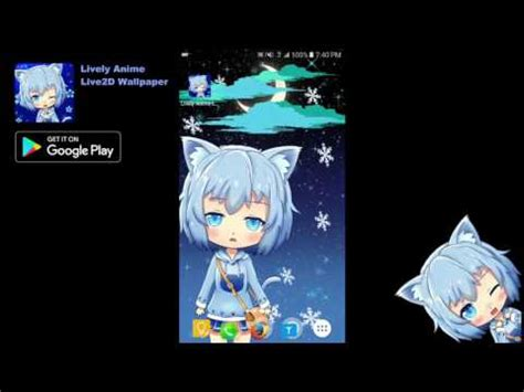 Lively Anime Live2d Wallpaper - live2d interactive 3d animation of 2d images diginfo