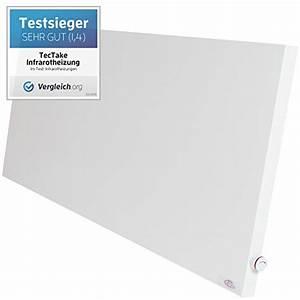 Heizkörper Watt Berechnen : tectake infrarotheizung hybrid paneel heizplatte heizpaneel 1400 watt manueller ~ Themetempest.com Abrechnung