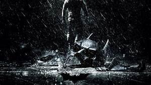 Batman movies rain masks Batman The Dark Knight Rises ...
