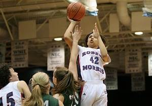 RMU Women's Basketball: Showdown For First Place In NEC On ...