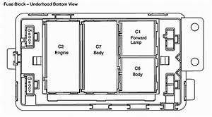 Chevrolet Colorado Fog Light Wiring Diagram