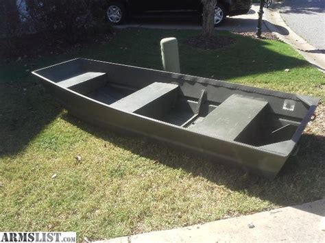 Jon Boat Value by Armslist For Sale Trade Alumacraft 10 Flat Bottom Jon Boat