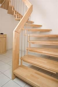 Treppe Zum Dachboden Nachträglich Einbauen : treppe fuchs baugesellschaft mbh ~ Orissabook.com Haus und Dekorationen