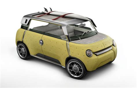 Toyota Mewe Concept Unveiled Toyota