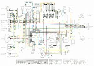Wiring Diagram For Kawasaki Kz1000