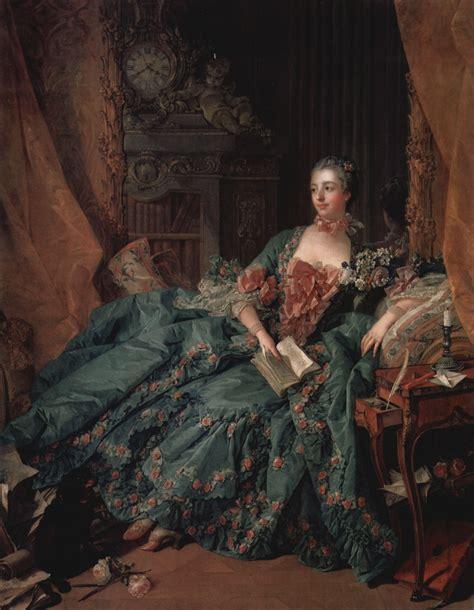 franois boucher la marquise de pompadour sightswithin madame de pompadour portrait of marquise de pompadour 1756