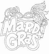 Coloring Jester Mardi Gras Getcolorings Printable Getdrawings sketch template