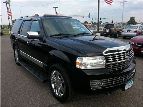 2007 Lincoln Navigator Information And Photos Zombiedrive