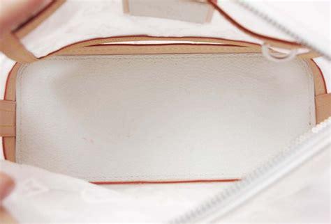 louis vuitton white mesh transparent transparence lockit clutch bag  stdibs