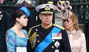 Prince Andrew to pay Beatrice and Eugenie's £20k a year ...