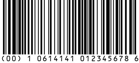 linear barcode symbologies