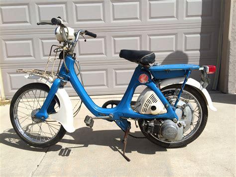 Honda Moped by 1967 Honda P50 Wheel Motor Moped Vintage Honda