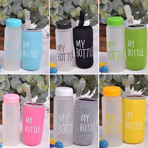 my bottle infuse water doff jual sale my bottle doff infuse water free pouch di lapak