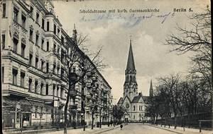 Postleitzahl Berlin Neukölln : ansichtskarte postkarte berlin neuk lln siboldstra e ~ Orissabook.com Haus und Dekorationen
