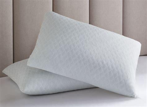 gel memory foam pillow therapur actigel pillow dreams