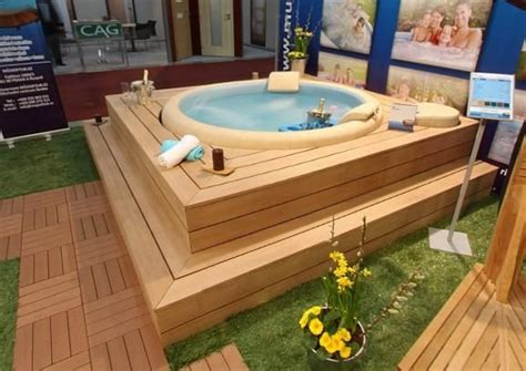 lazy spa ideas  pinterest backyard lazy