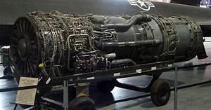 J58 Turbojet Engine
