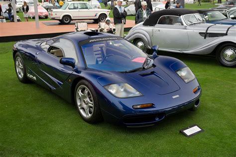 Mclaren F1 Xp4 by Mclaren F1 Chassis Xp4 Entrant Craig Susan Mccaw