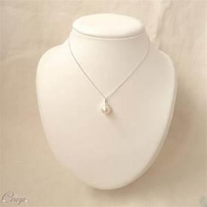 collier bijou de mariee argent et perle personnalisable With magasin mariage avec collier perle mariage