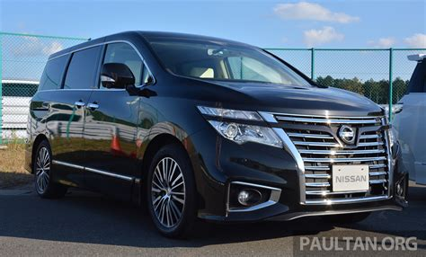 Nissan Elgrand Image by Nissan Elgrand Vip By Autech 4 Seater Luxury Mpv Paul