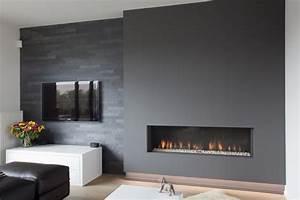 Küchenfliesen Wand Modern : gashaard in moderne wand televisiewand bekleed met ~ Articles-book.com Haus und Dekorationen