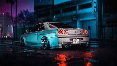 Skyline Nissan 4k Wallpapers Gt Speed Need