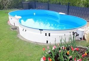 Poolfolie Verlegen Anleitung : aufbau von stahlwand pools in 9 schritten poolsana der pool sauna fachdiscount ~ A.2002-acura-tl-radio.info Haus und Dekorationen