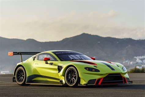 2019 Aston Martin Vantage by Aston Martin Vantage Gte Race Car Revealed On Heels Of