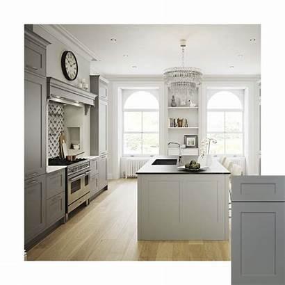 Kitchen Cabinets Prefinished Shaker Builders Cabinet Surplus