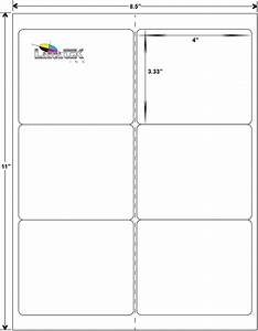 avery labels 8 per page template With 8 per page label template