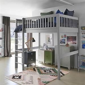 Lit Mezzanine 140x190 : 25 best ideas about lit mezzanine on pinterest ~ Melissatoandfro.com Idées de Décoration