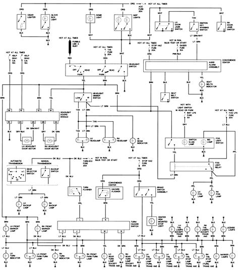 1990 Gmc Heater Wire Diagram by Repair Guides