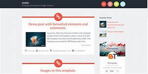 top 30 best free responsive blogger templates 2018 colorlib With design your own blogger template free