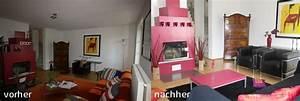 Wohnzimmer Vorher Nachher : ratgeberartikel experteninterview home staging ~ Watch28wear.com Haus und Dekorationen