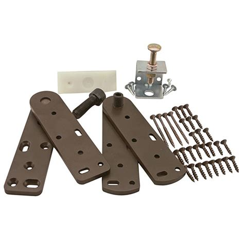 Bookcase Hinges by Invisidoor Pivot Bookcase Hinge Kit Rockler Woodworking