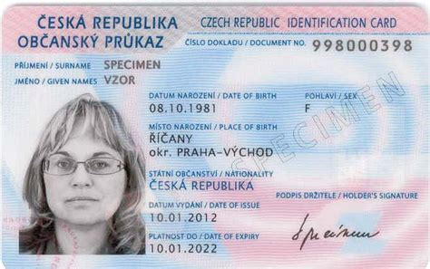national identity cards   european economic area