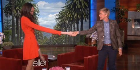 Ellen DeGeneres Deals With Photoshop Controversy In A