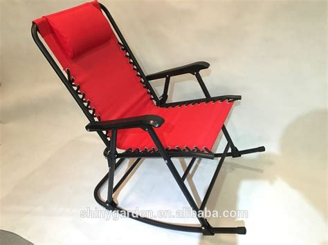 chaise bercante pliante cing rocking chair rocking chair iron metal frame rocking