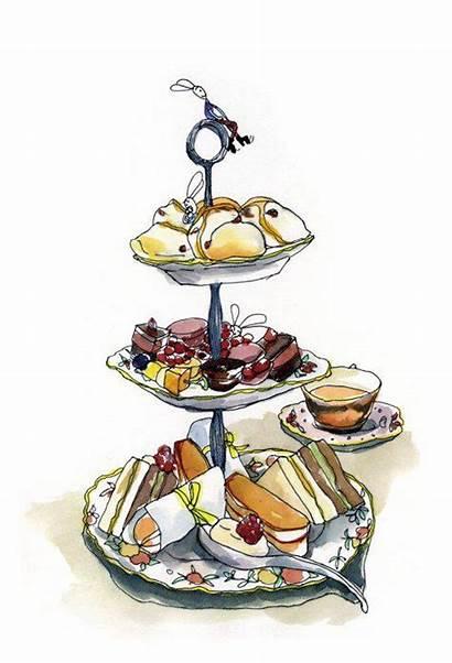 Afternoon Tea Clipart Cream Illustration Google Teas