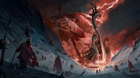 Ubisoft Concept Art Hints At Viking Themed Assassins