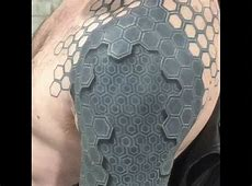 3D Tattoo Will Blow Your Mind [VIDEO]
