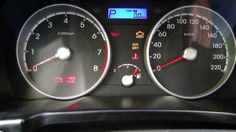 hyundai tucson check engine light reset reset check engine light hyundai elantra 2005