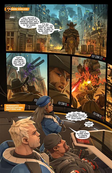 """Justblizzard  Overwatch Das Neue Comic """"der Aufstand"""""""